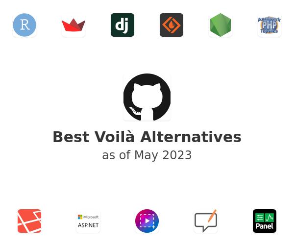 Best Voilà Alternatives