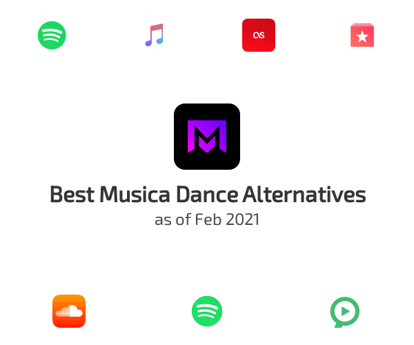 Best Musica  Dance Alternatives