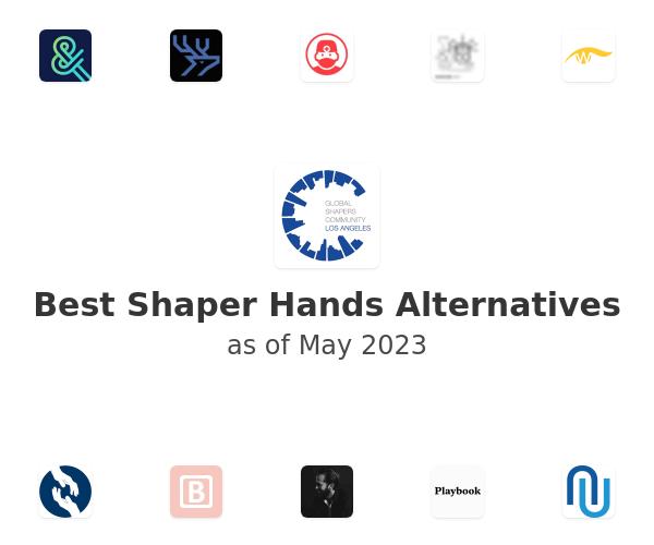 Best Shaper Hands Alternatives