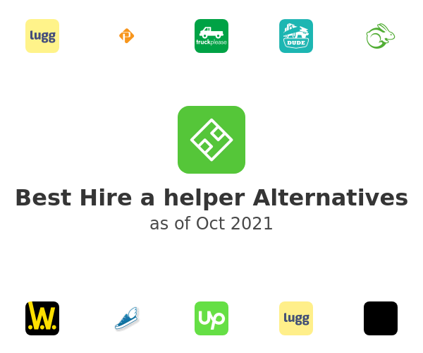 Best Hire a helper Alternatives