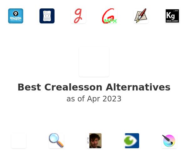 Best Crealesson Alternatives