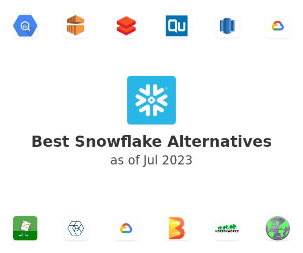 Best Snowflake Alternatives