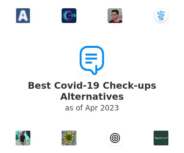 Best Covid-19 Check-ups Alternatives