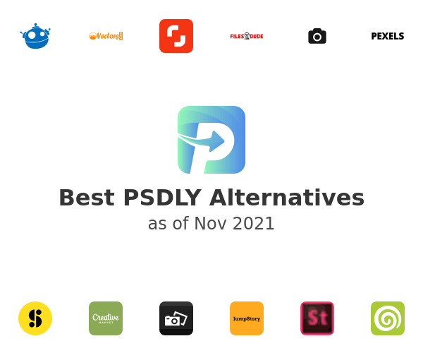 Best PSDLY Alternatives