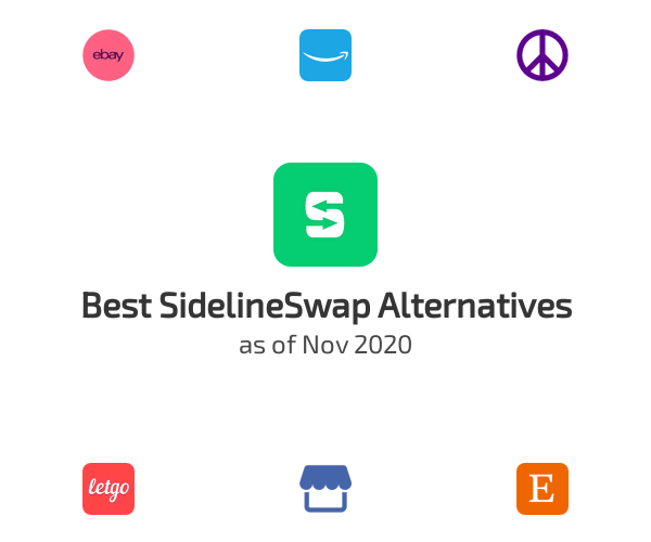 Best SidelineSwap Alternatives