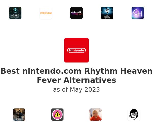 Best Rhythm Heaven Fever Alternatives