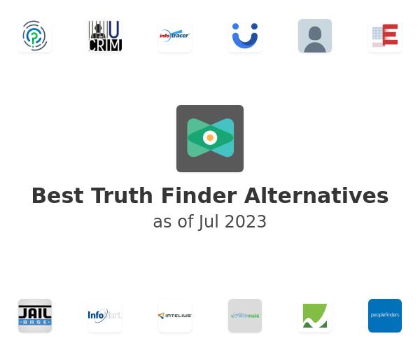 Best Truth Finder Alternatives