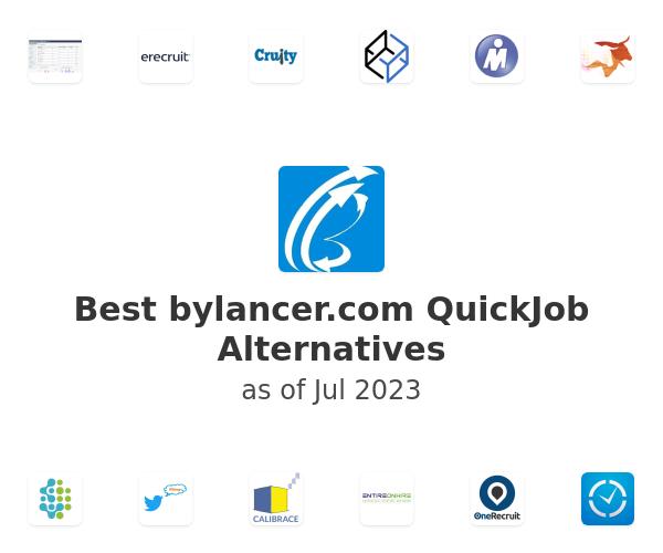 Best QuickJob Alternatives