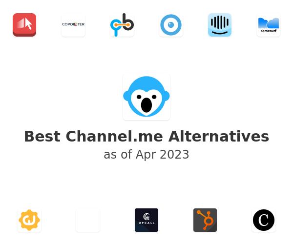 Best Channel.me Alternatives