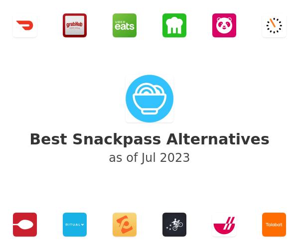 Best Snackpass Alternatives