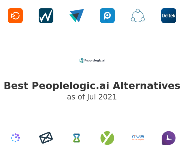Best Peoplelogic.ai Alternatives