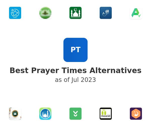 Best Prayer Times Alternatives