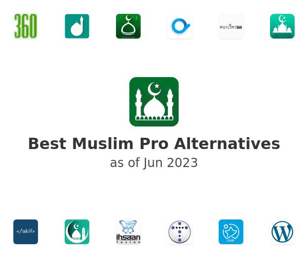 Best Muslim Pro Alternatives