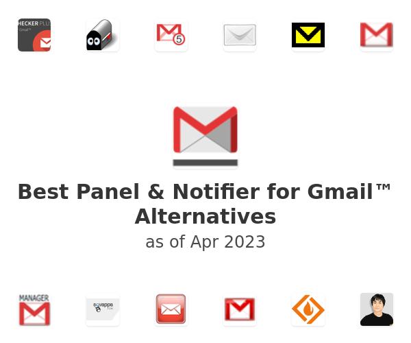 Best Panel & Notifier for Gmail™ Alternatives