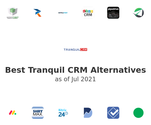 Best Tranquil CRM Alternatives