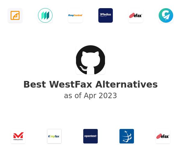 Best WestFax Alternatives