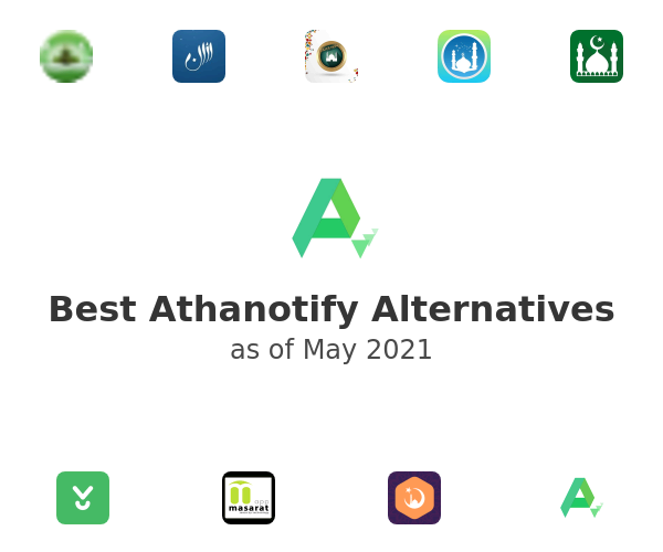 Best Athanotify Alternatives
