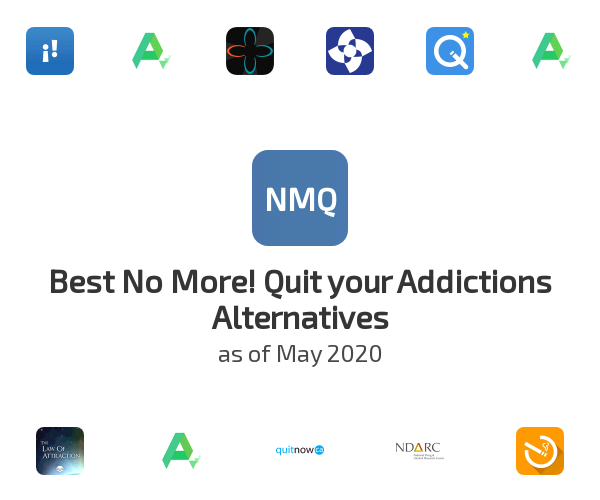 Best No More! Quit your Addictions Alternatives