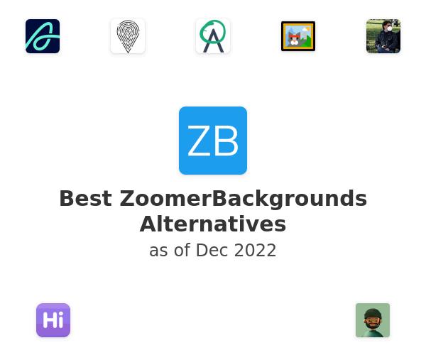Best ZoomerBackgrounds Alternatives