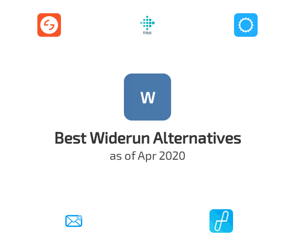 Best Widerun Alternatives