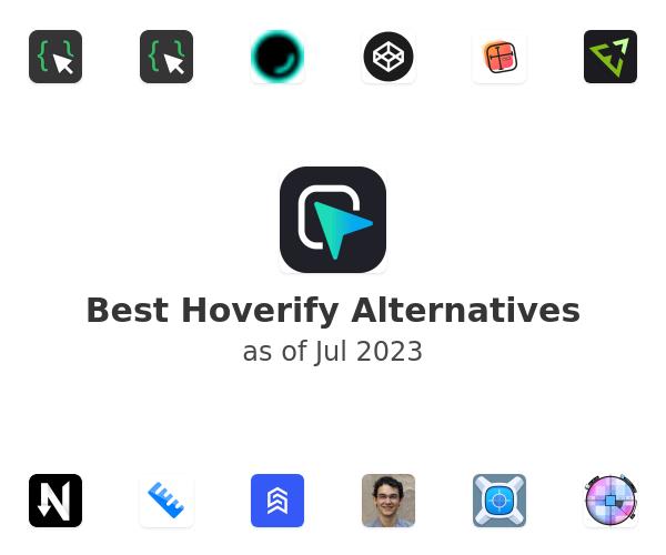 Best Hoverify Alternatives