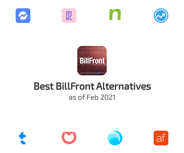 Best BillFront Alternatives