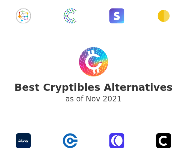 Best Cryptibles Alternatives