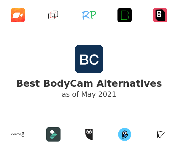 Best BodyCam Alternatives