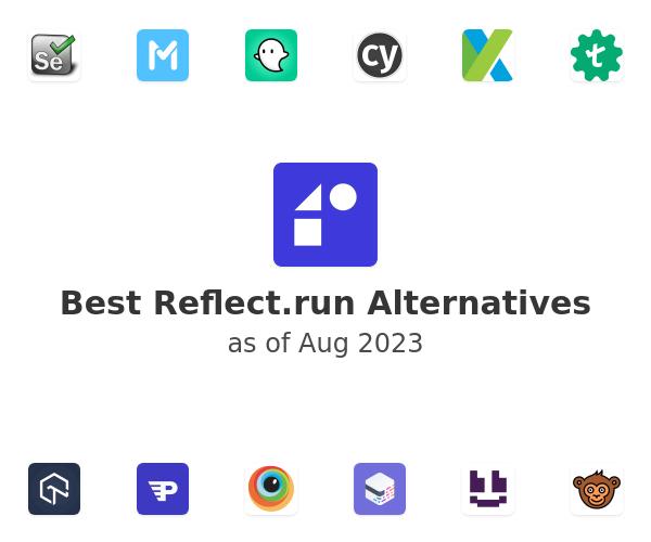 Best Reflect.run Alternatives