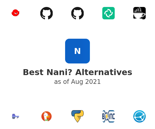 Best Nani? Alternatives
