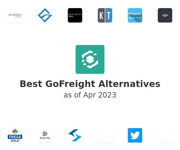 Best GoFreight Alternatives
