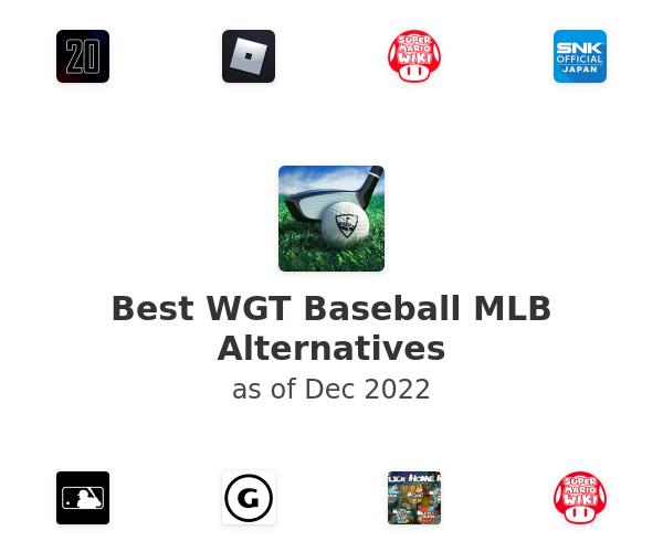 Best WGT Baseball MLB Alternatives