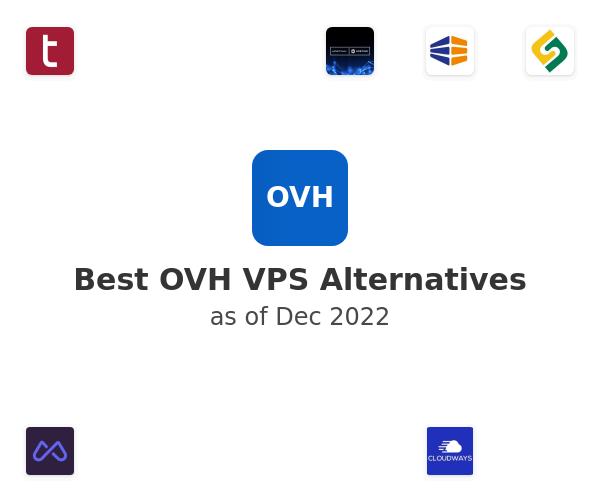 Best OVH VPS Alternatives