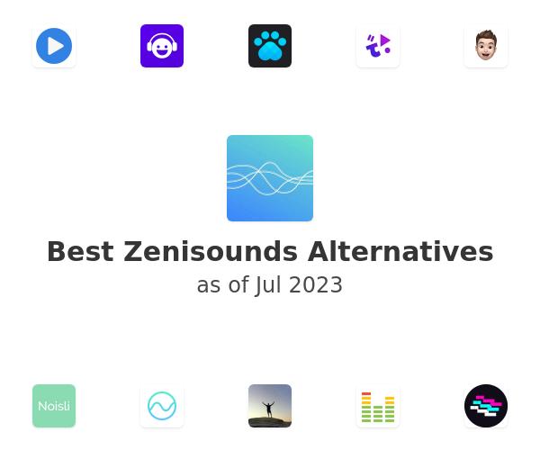 Best Zenisounds Alternatives