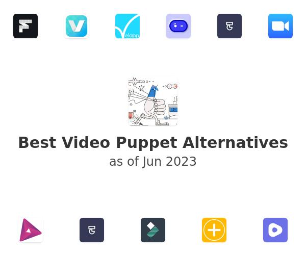 Best Video Puppet Alternatives