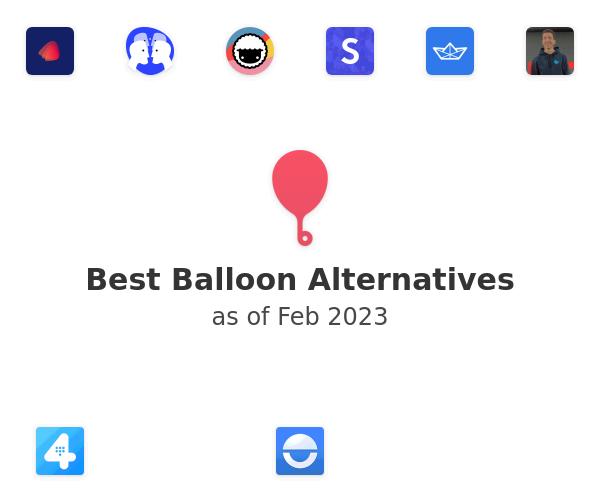 Best Balloon Alternatives