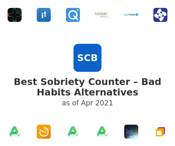 Best Sobriety Counter – Bad Habits Alternatives