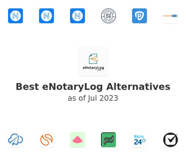 Best eNotaryLog Alternatives