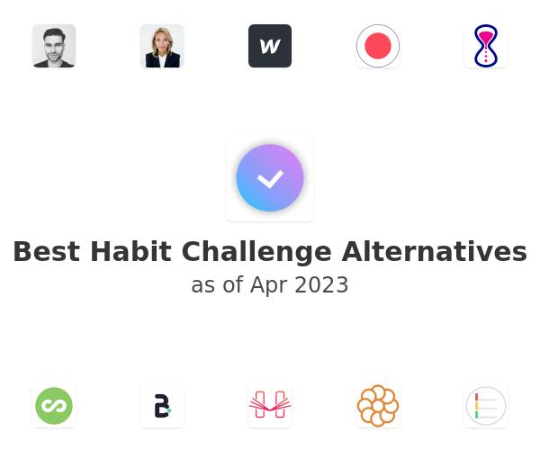 Best Habit Challenge Alternatives