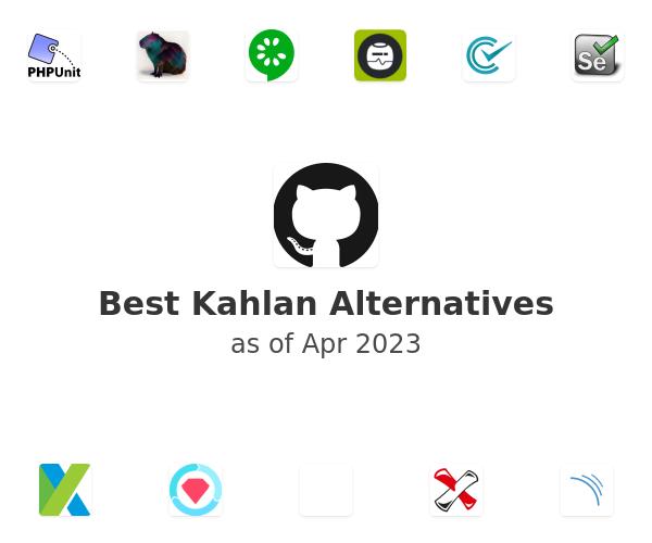Best Kahlan Alternatives