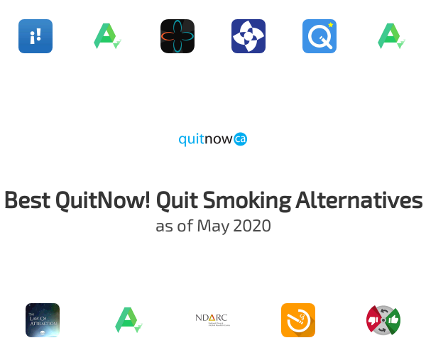 Best QuitNow! Quit Smoking Alternatives