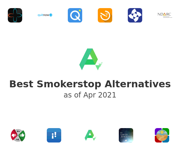 Best Smokerstop Alternatives