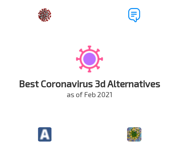 Best Coronavirus 3d Alternatives