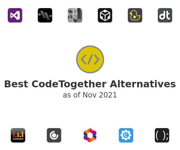 Best CodeTogether Alternatives