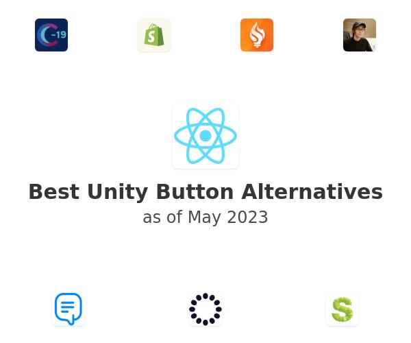 Best Unity Button Alternatives