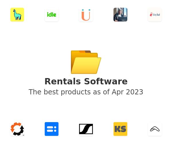 Rentals Software