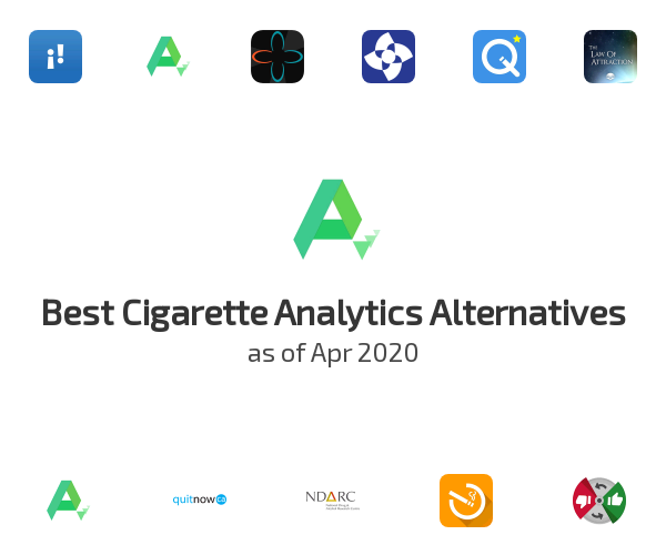 Best Cigarette Analytics Alternatives