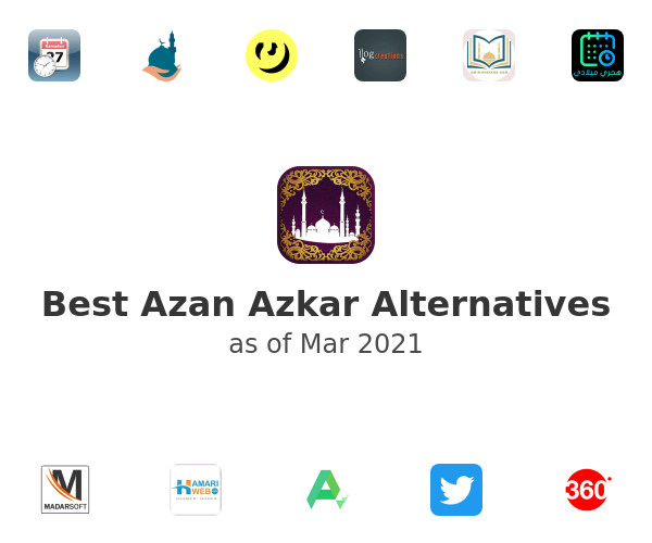Best Azan Azkar Alternatives