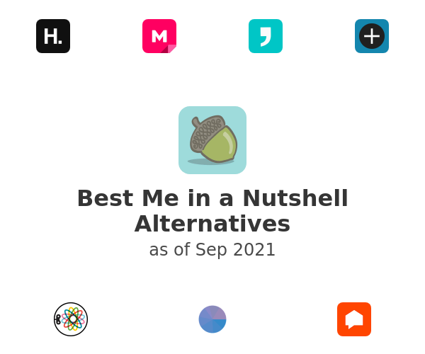 Best Me in a Nutshell Alternatives