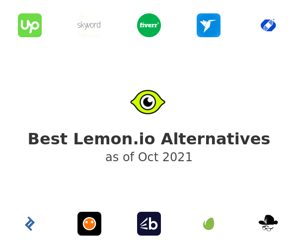 Best Lemon.io Alternatives